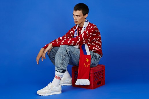 Gosha Rubchinskiy 2015 Fall/Winter Lookbook