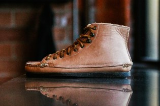 Greenway Coffee Co. x Yuketen Sneaker Moc High