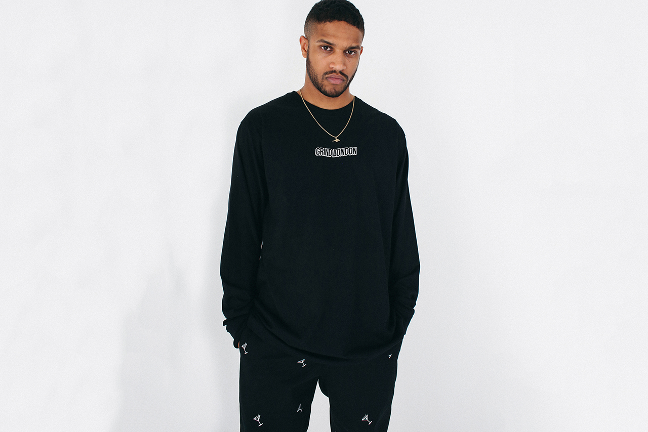 "Grind London 2015 Fall/Winter ""Everything Always"" Lookbook"