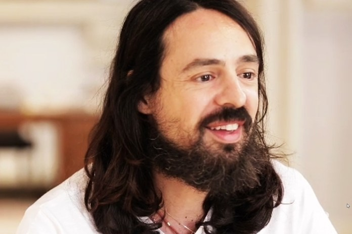 In the Studio With Gucci's Alessandro Michele