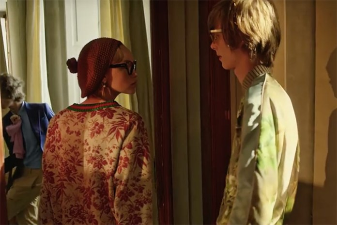 Gucci Cruise 2016 Campaign is a Wes Anderson-Inspired Dance Party