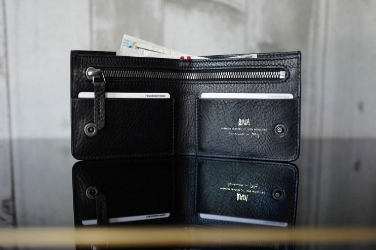 hard graft Atelier Zip Wallet