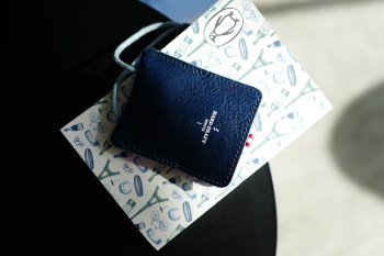 hard graft Turn Key Pouch