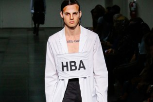 Hood By Air 2016 Spring/Summer NYFW Collection