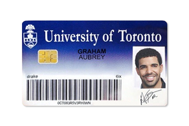 Hilarious Instagram Account Fakes Drake as a University of Toronto Student