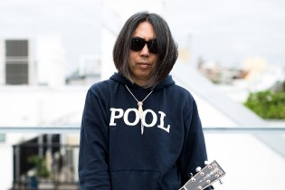 Hiroshi Fujiwara Covers the First Issue of 'intelligence' Magazine