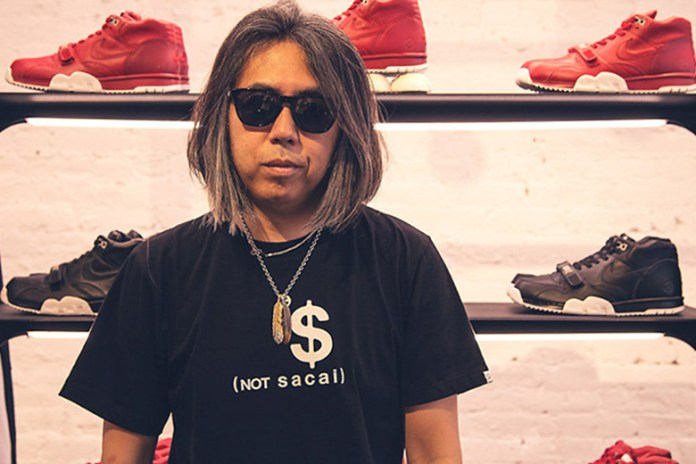 Hiroshi Fujiwara on Why You Should Work Hard for Hard-to-Get Sneakers
