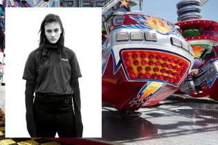 """""""Hold Tight: The Ride Is About to Begin"""" Editorial feat. Vetements and Raf Simons"""