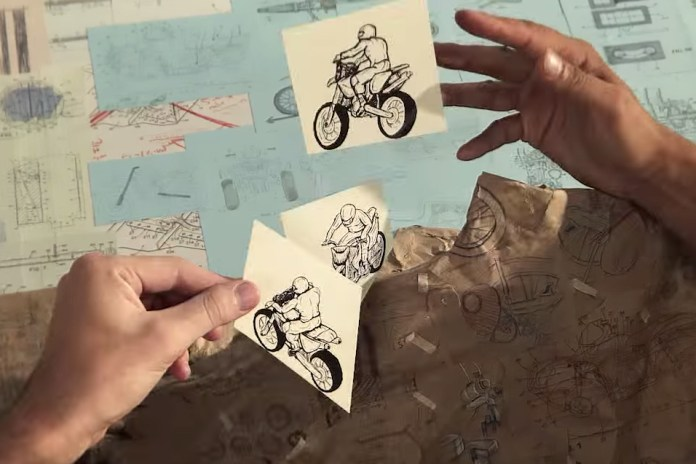 Honda Celebrates Its History With This Stop-Motion Ad Made From Paper