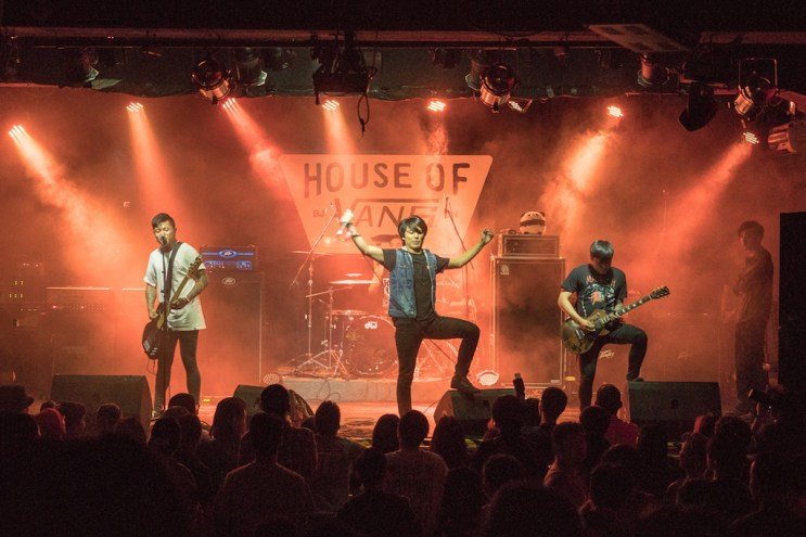 House of Vans 2015 Beijing Recap