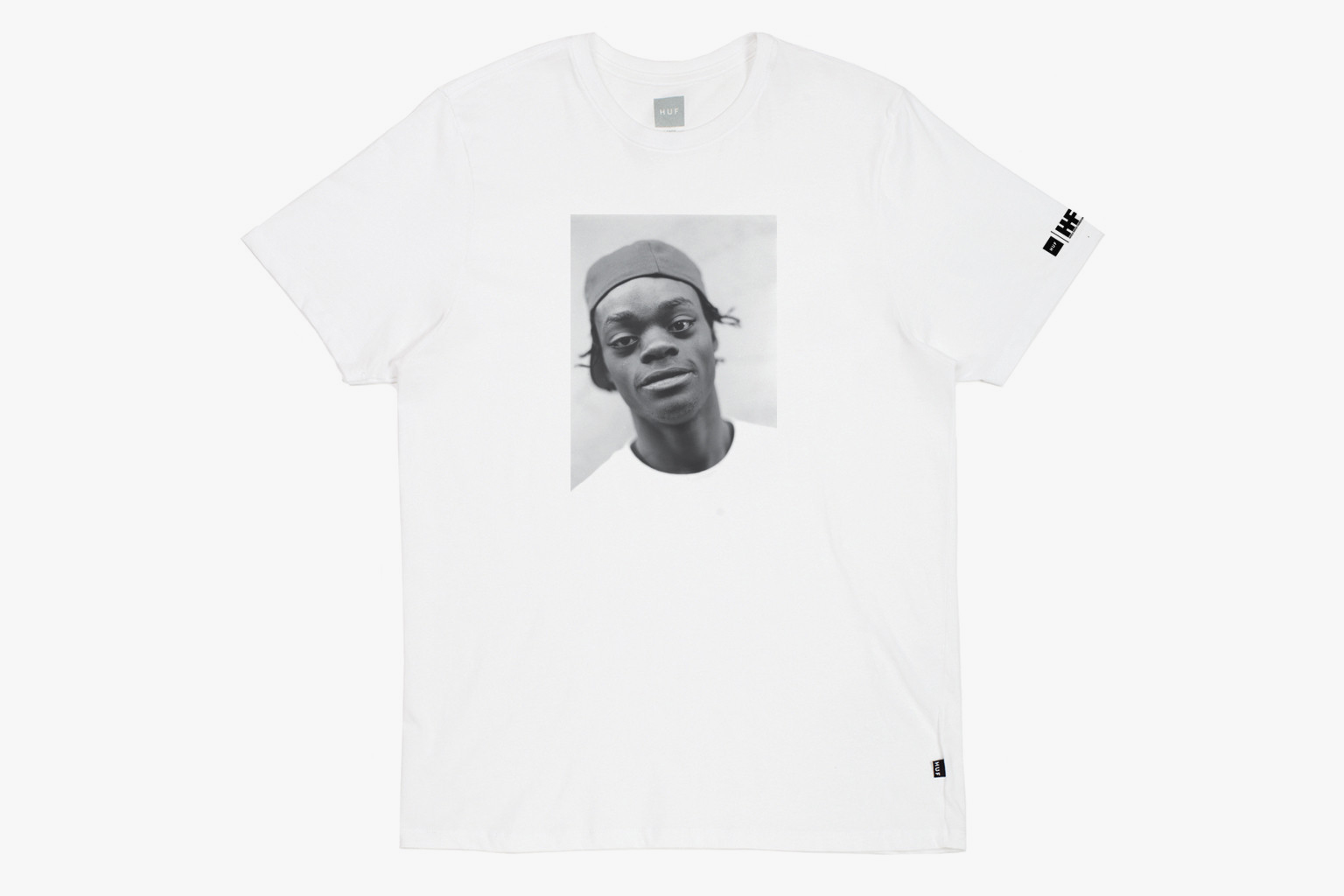 HUF Collaborates With The Harold Hunter Foundation to Support Grassroots Skateboarding