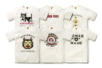 HUMAN MADE 2015 Fall/Winter T-Shirts New Arrivals