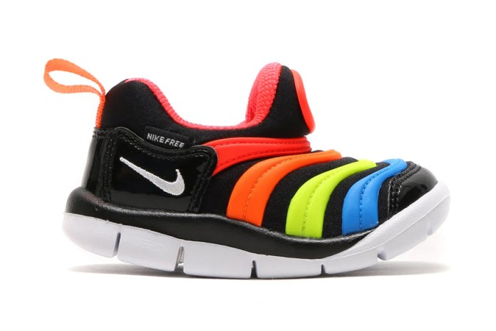 #hypebeastkids: Nike Dynamo Free TD