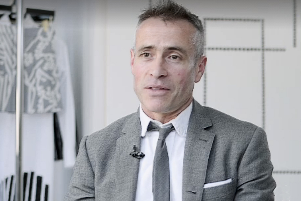 Go Inside the Studio of Thom Browne