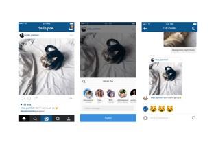 Instagram Overhauls Direct
