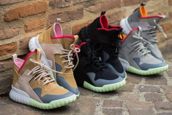 "J31 Customs Creates the ""Yeezy 1"" Tubular X Pack of Your Dreams"