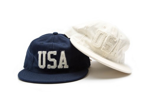 Jack + Mulligan x Ebbets Field Flannels 2015 Fall/Winter Ballcaps