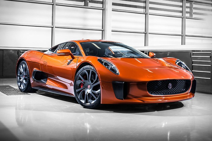 The Jaguar C-X75 Will Be Driven By The Next Bond Villain