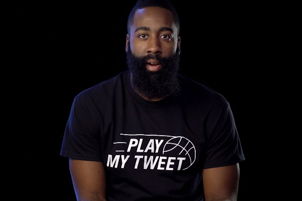 """Control James Harden With Foot Locker's """"Play My Tweet"""" Campaign"""