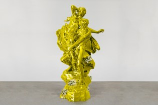 Jeff Koons Artwork to Face Michelangelo's 'David' in Florence