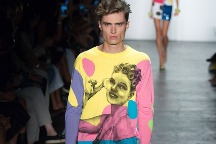 Jeremy Scott 2016 Spring/Summer Collection