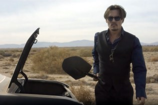 """Johnny Depp Stars in This Atmospheric Ad for Dior's """"Sauvage"""" Fragrance"""