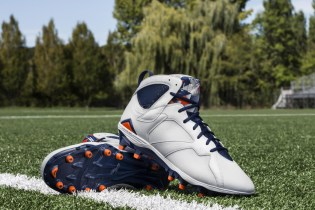 Jordan Brand AJ7 PE Football Cleats