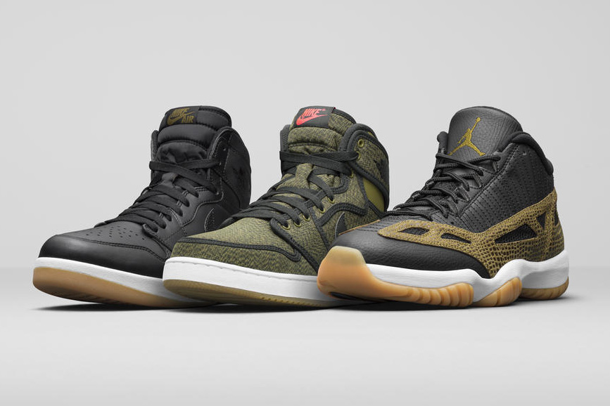 Jordan Brand Unveils New Collection Led by Cult Classic Air Jordan XI IE