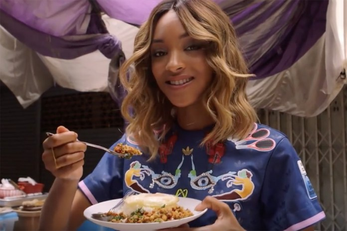 """Jourdan Dunn Heads To Thailand For Her New Cooking Series Titled """"How It's Dunn"""""""