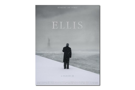 JR Teases Forthcoming Short Film 'ELLIS' on Instagram