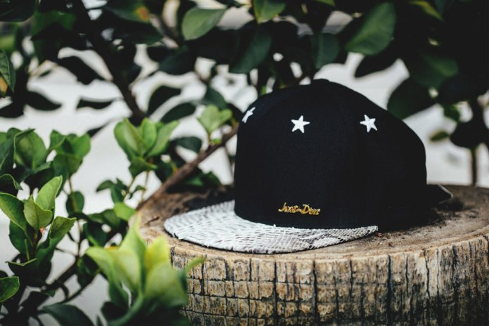 "Just Don ""Blank"" Strapback Collection"
