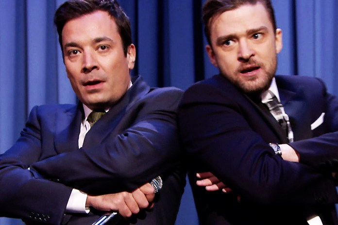 Justin Timberlake and Jimmy Fallon Reunite for 'History of Rap 6'