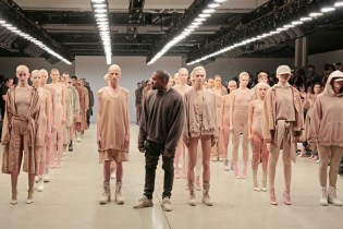 Kanye West Digs Deep Into Yeezy Season 2, Running for President and 'SWISH'