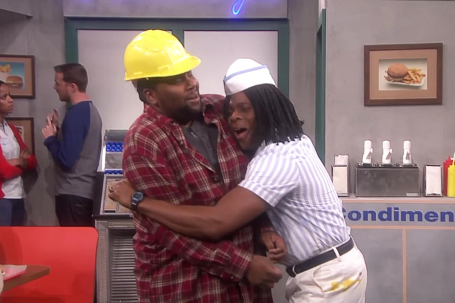"Kenan and Kel Had a ""Good Burger"" Reunion on 'The Tonight Show Starring Jimmy Fallon'"