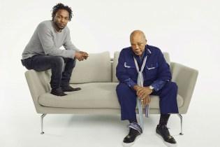 Kendrick Lamar Meets Quincy Jones