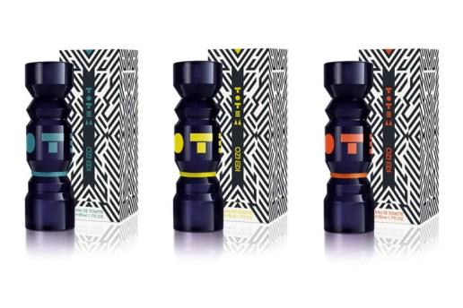 Nendo x KENZO Totem Fragrance Bottles