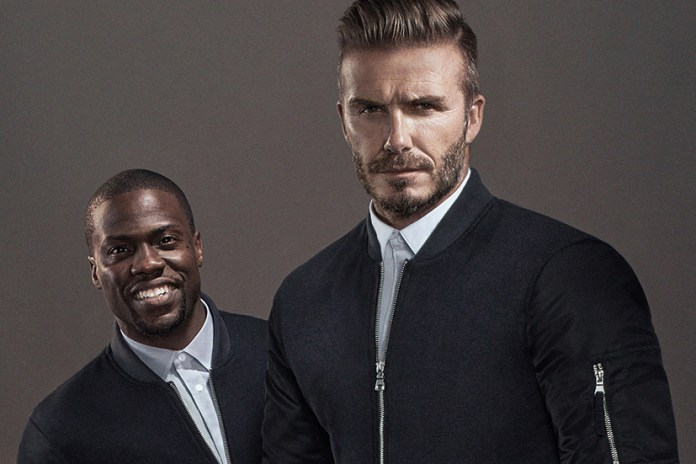 Kevin Hart Channels His Inner David Beckham in New H&M Campaign