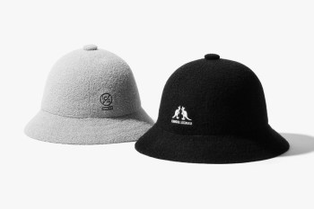 Kinetics x Kangol 2015 Fall/Winter Bermuda Casual
