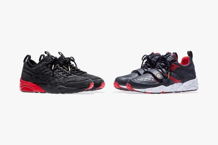 "KITH x Highsnobiety x PUMA ""A Tale of Two Cities"" Pack"