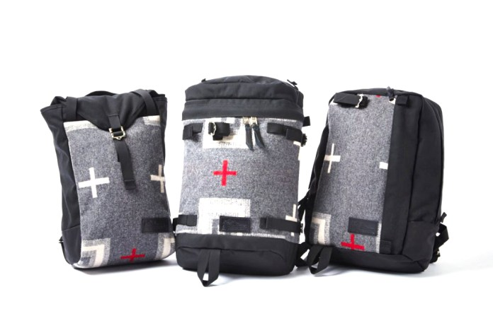 Kletterwerks x Pendleton 2015 Bag Collection