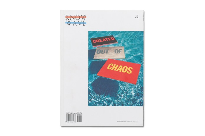 'KNOW WAVE' Magazine Issue No. 01