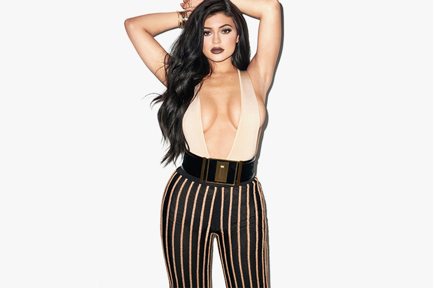 Kylie Jenner by Terry Richardson for 'Galore'