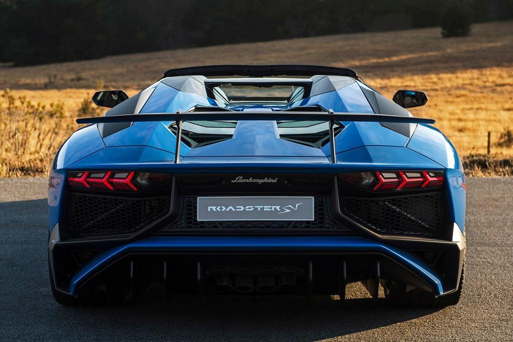 Lamborghini Aventador Lp750 4 Roadster Photos Hypebeast