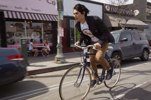 Levi's Commuter 2015 Fall Collection