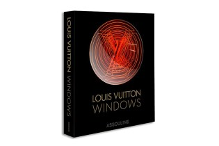 Louis Vuitton Releases an Art Book on Its Window Displays