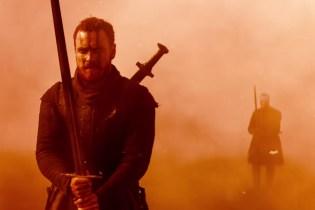 'Macbeth' Official Trailer #2 Featuring Michael Fassbender & Marion Cotillard