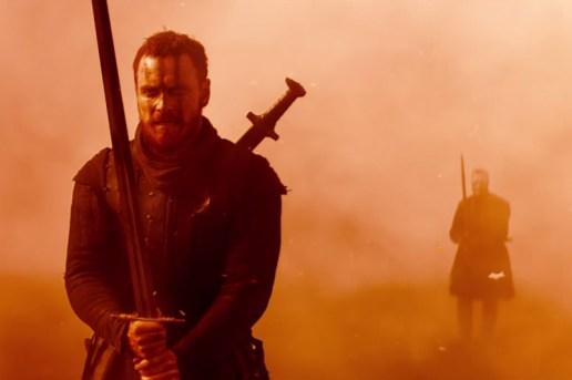 'Macbeth' Official Trailer #2 Featuring Michael Fassbender & Marion Cotillard
