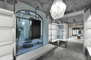 Maison Margiela Opens Its First Rome Boutique
