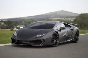"""Mansory x Lamborghini Huracán """"Torofeo"""""""