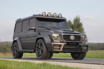 Mansory Mercedes-Benz G63 Gronos Black Edition